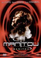The Manitou - Polish Movie Cover (xs thumbnail)
