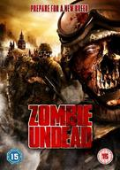 Zombie Undead - British DVD cover (xs thumbnail)