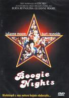 Boogie Nights - Polish DVD movie cover (xs thumbnail)