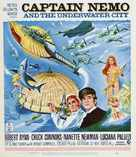 Captain Nemo and the Underwater City - Movie Poster (xs thumbnail)