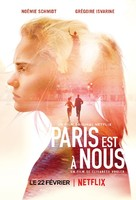 Paris est à nous - French Movie Poster (xs thumbnail)