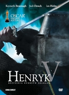 Henry V - Polish Movie Cover (xs thumbnail)
