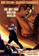The Hell with Heroes - German Movie Poster (xs thumbnail)