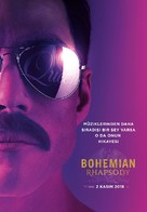 Bohemian Rhapsody - Turkish Movie Poster (xs thumbnail)