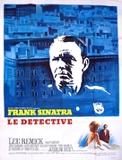 The Detective - French Movie Poster (xs thumbnail)
