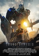 Transformers: Age of Extinction - Estonian Movie Poster (xs thumbnail)