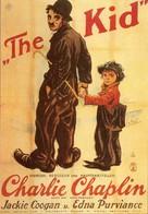 The Kid - German Movie Poster (xs thumbnail)