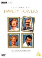 """Fawlty Towers"" - British DVD movie cover (xs thumbnail)"