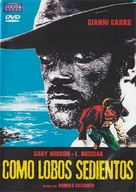 10.000 dollari per un massacro - Spanish DVD movie cover (xs thumbnail)