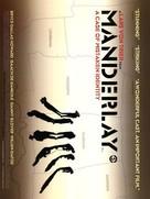 Manderlay - British poster (xs thumbnail)