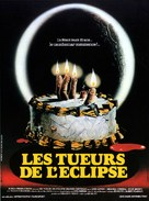 Bloody Birthday - French Movie Poster (xs thumbnail)