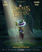 Drôles de petites bêtes - French Movie Poster (xs thumbnail)