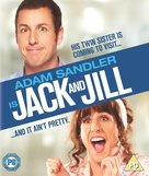 Jack and Jill - British Blu-Ray movie cover (xs thumbnail)