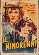 La cage aux filles - Italian Movie Poster (xs thumbnail)