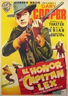 Springfield Rifle - Spanish Movie Poster (xs thumbnail)