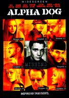 Alpha Dog - DVD movie cover (xs thumbnail)