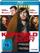 Perrier's Bounty - German Blu-Ray cover (xs thumbnail)