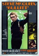 Bullitt - Italian Movie Poster (xs thumbnail)