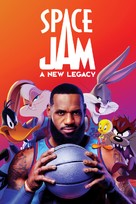 Space Jam: A New Legacy - Movie Cover (xs thumbnail)