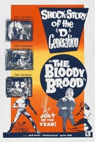 The Bloody Brood - Movie Poster (xs thumbnail)