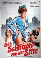 La poliziotta della squadra del buon costume - German Movie Poster (xs thumbnail)