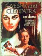 Caesar and Cleopatra - British Movie Cover (xs thumbnail)