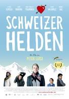 Schweizer Helden - Swiss Movie Poster (xs thumbnail)
