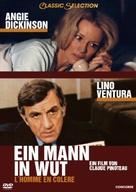 L'homme en colère - German Movie Cover (xs thumbnail)