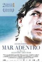 Mar adentro - Brazilian Movie Poster (xs thumbnail)