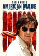 American Made - DVD movie cover (xs thumbnail)
