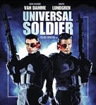 Universal Soldier - Blu-Ray cover (xs thumbnail)