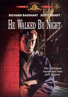 He Walked by Night - DVD movie cover (xs thumbnail)