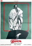 Il Casanova di Federico Fellini - Yugoslav Movie Poster (xs thumbnail)
