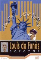 Le gendarme à New York - Hungarian DVD cover (xs thumbnail)
