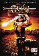 Conan The Destroyer - Turkish Movie Cover (xs thumbnail)