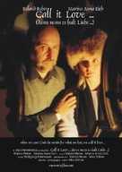 Dann nenn es halt Liebe - British Movie Poster (xs thumbnail)