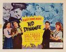 Kid Dynamite - Movie Poster (xs thumbnail)
