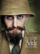 Les aventures extraordinaires d'Adèle Blanc-Sec - French Movie Poster (xs thumbnail)