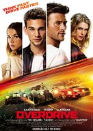 Overdrive - German Movie Poster (xs thumbnail)