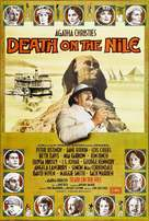 Death on the Nile - British Movie Poster (xs thumbnail)
