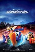 Turbo - Vietnamese Movie Poster (xs thumbnail)