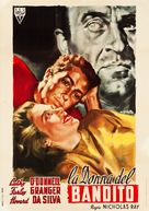 They Live by Night - Italian Movie Poster (xs thumbnail)