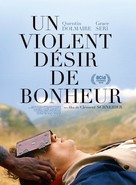 Un violent désir de bonheur - French Movie Poster (xs thumbnail)