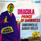 Dracula: Prince of Darkness - British Movie Cover (xs thumbnail)