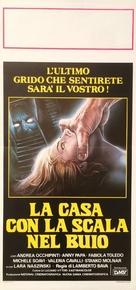 La casa con la scala nel buio - Italian Movie Poster (xs thumbnail)