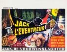 Jack the Ripper - Belgian Movie Poster (xs thumbnail)