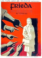 Frieda - French Movie Poster (xs thumbnail)