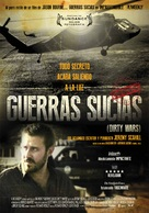 Dirty Wars - Spanish Movie Poster (xs thumbnail)