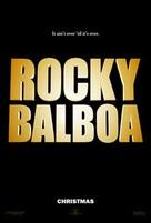 Rocky Balboa - Never printed movie poster (xs thumbnail)