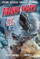 Piranha Sharks - Movie Cover (xs thumbnail)